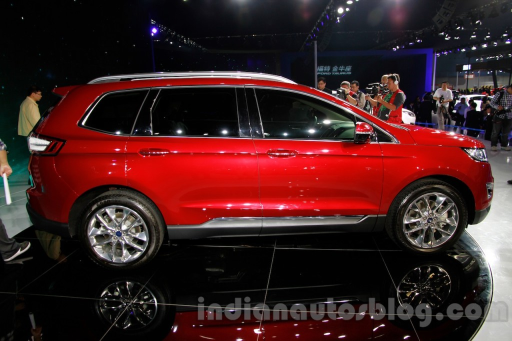 2015 Ford Edge Seven Seater Goes On Sale From May China
